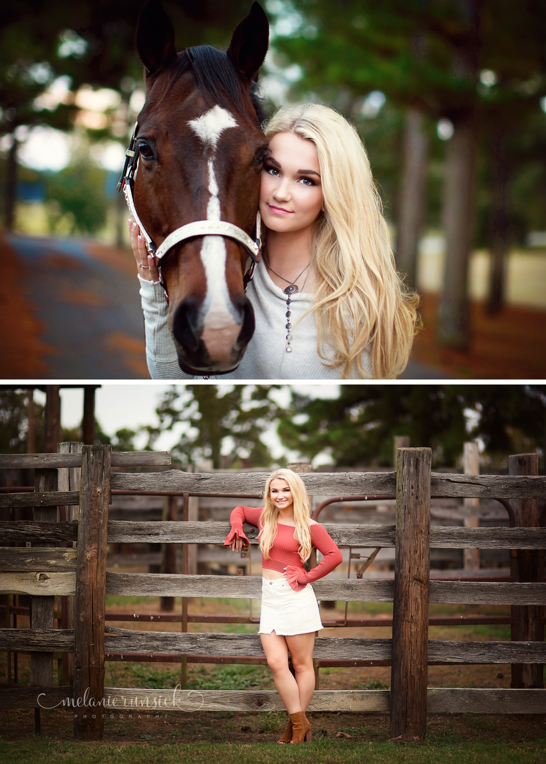 Melanie Runsick Photography Valley View Senior Photographer Jonesboro Arkansas