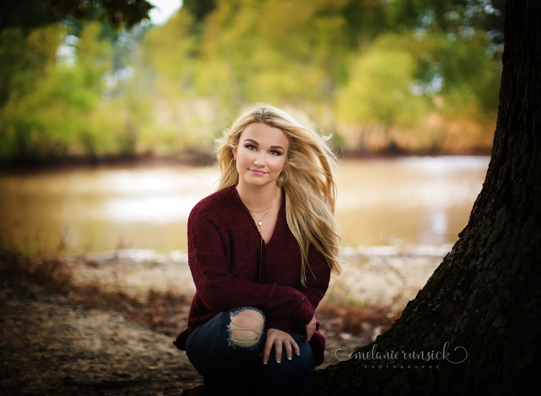 Jonesboro Senior Portrait Photographer Melanie Runsick Photographer
