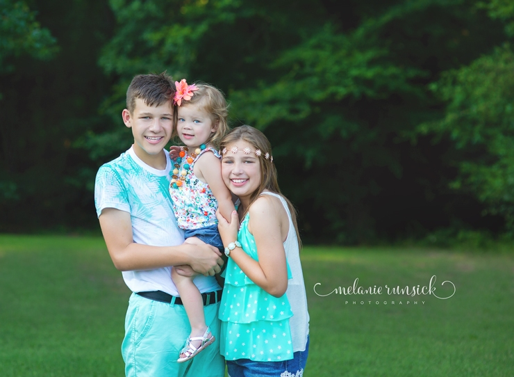 Melanie Runsick Photography Family Photographer