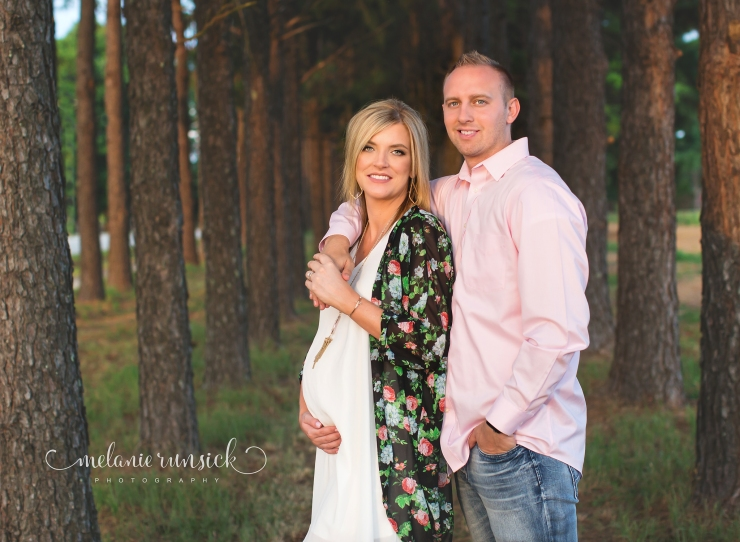 Maternity session Jonesboro Arkansas Melanie Runsick Photography