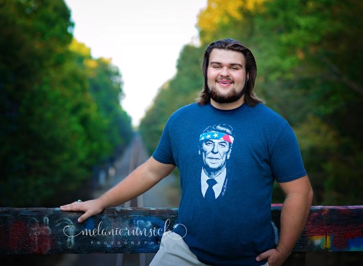 Melanie Runsick Photography Jonesboro High School Senior Photographer