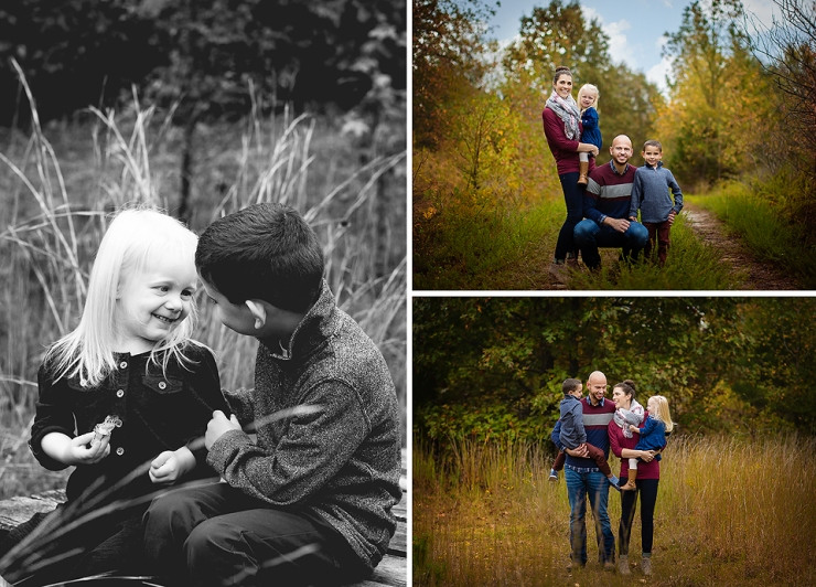 Melanie Runsick Photography Jonesboro Arkansas Photographer Fall Family Session