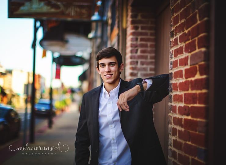 Jonesboro High School Senior Photographer Melanie Runsick Photography