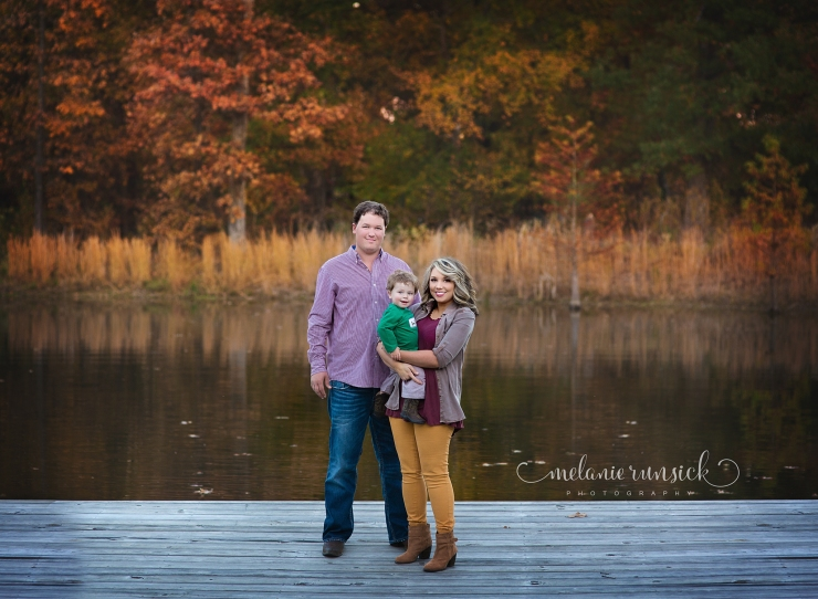 Fall Family Session in Jonesboro Arkansas Sage Meadows Melanie Runsick Photography