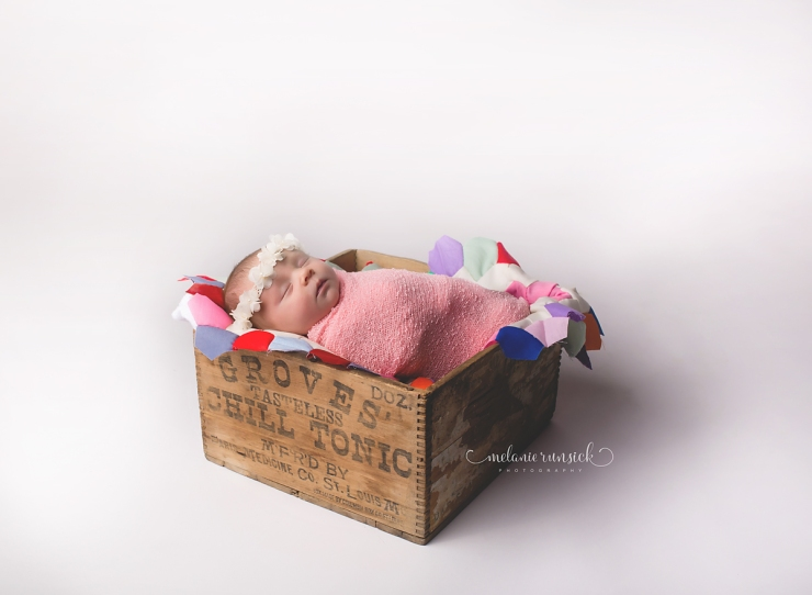 Northeast Arkansas Newborn Photographer Melanie Runsick Photography