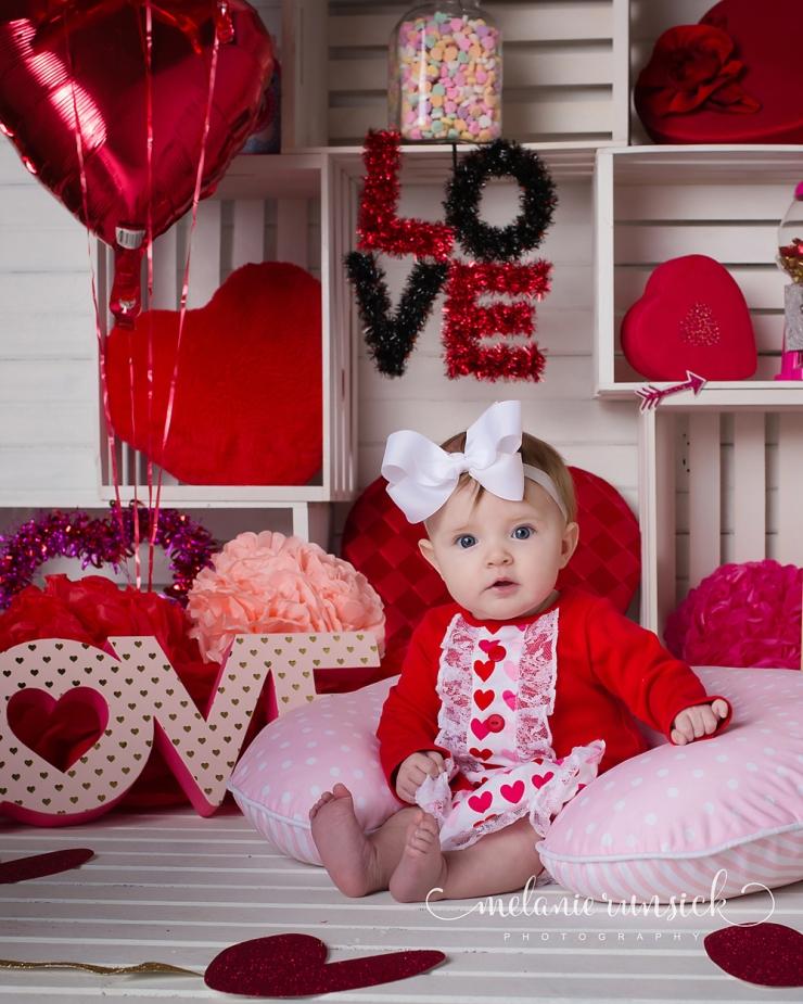 Valentines Day Mini Session Jonesboro Arkansas Photographer