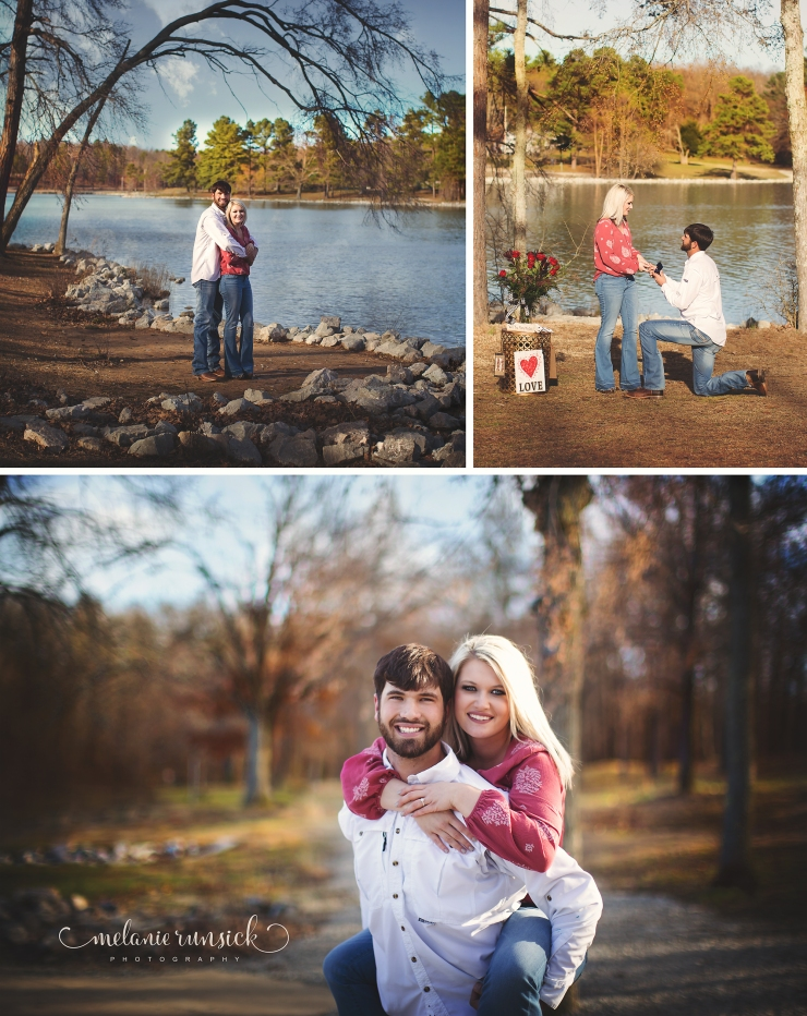 Outdoor engagement session Craighead Forrest Park Jonesboro Arkansas Melanie Runsick Photography