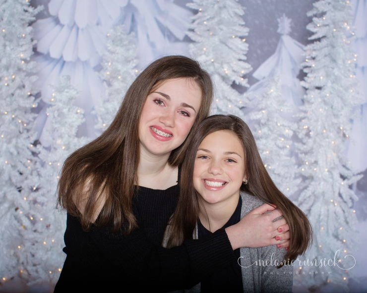 Melanie Runsick Photography Winter White Limited Edition Sessions Jonesboro AR