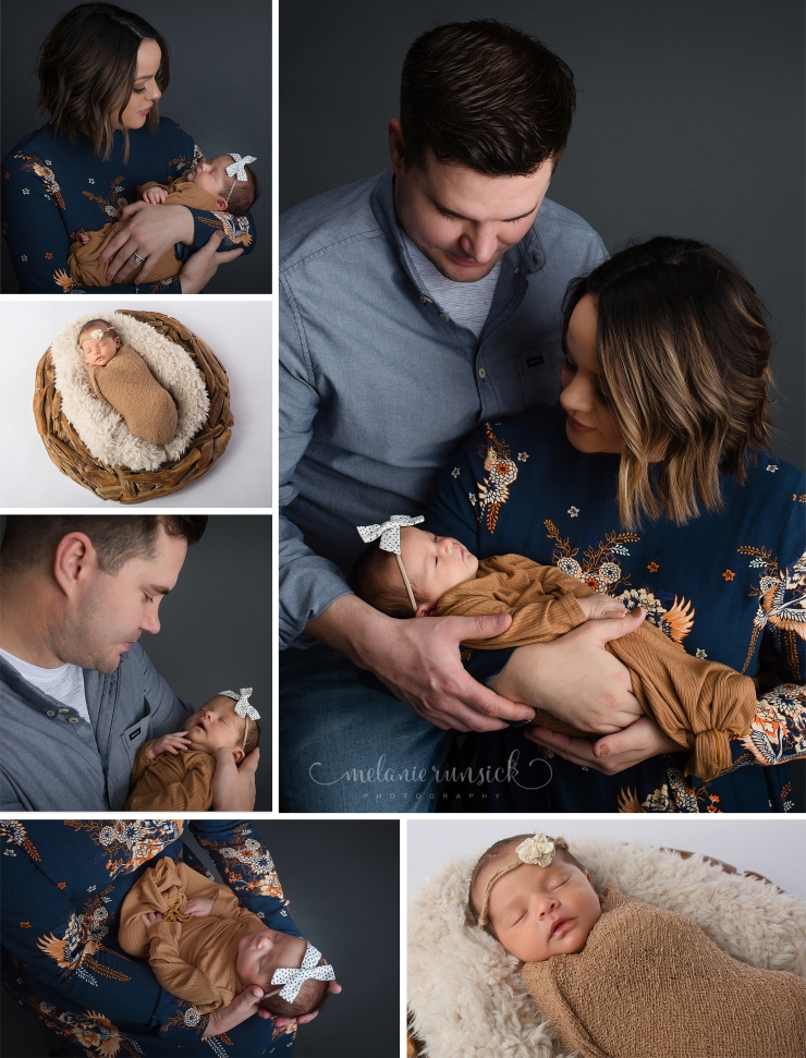 Melanie Runsick Photography Jonesboro Arkansas Newborn Photographer