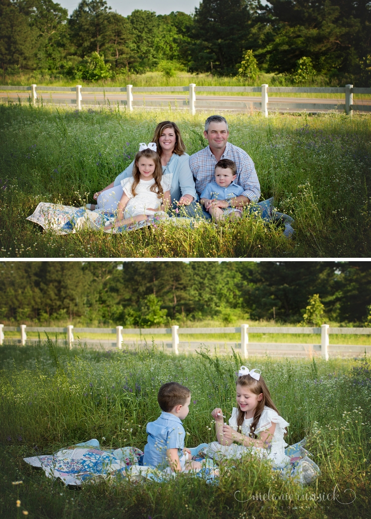 Jonesboro Arkansas Family and Children's Photographer Melanie Runsick Photography