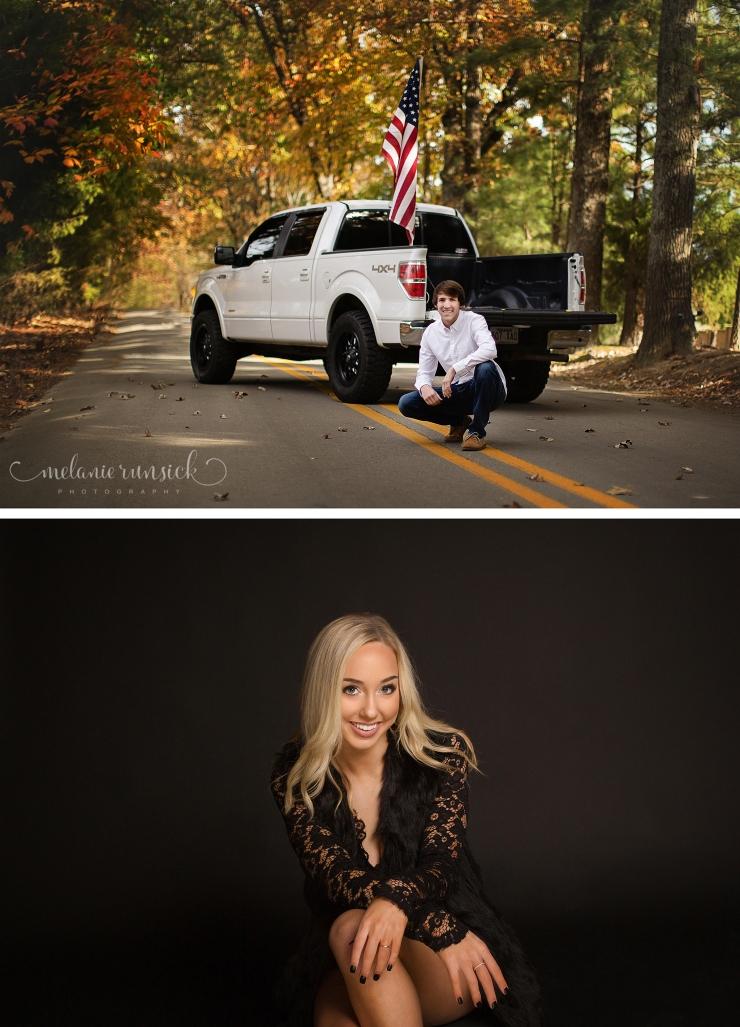 Arkansas High School Senior Photographer Melanie Runsick Photography