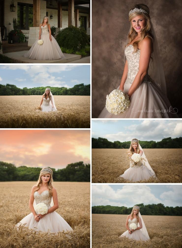 Jonesboro Arkansas Northeast AR wedding and bridal portrait photographer Melanie Runsick Photography